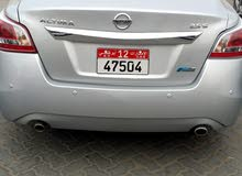 Nissan Altima 2.5S Model 2013 GCC basic option taxi used
