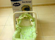baby carrier + baby bath pad