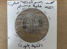 عملة قديمه نادره سنة 159هـ