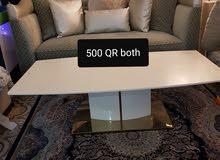 كنب و طاولة استعمال متوسط sofa+table