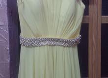 فستان سهرة بسعر البلاش