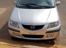 Available for sale! 1 - 9,999 km mileage Mazda Premacy 2002