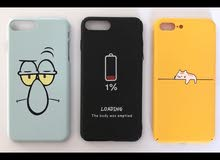 كفرات ايفون 8+ 7+ cover iphone