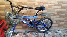 دراجة هوائية بحالة جيده