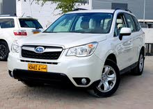 Subaru Forester car for sale 2014 in Muscat city