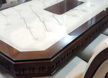 طاولات سفرة (6+8) كراسي