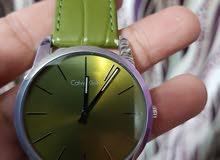 ساعة ماركة CK