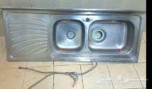 مغسلة استيل (مجلى للمطبخ) للبيع