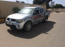 Manual Silver Mitsubishi 2010 for sale