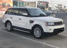 Range Rover Sport supercharge