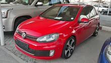 2011 GTI  full options Gulf specs clean car