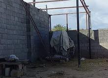 لأعمال المضلات الحديديه وحماية المولدات وحجاجير الاغنام والطيور