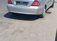 190,000 - 199,999 km Mercedes Benz C 180 2003 for sale