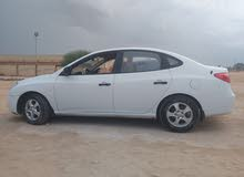 Manual White Hyundai 2009 for sale
