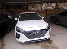 Hyundai Ioniq 2017 For sale - White color