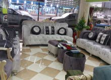 Al Bahah – A Sofas - Sitting Rooms - Entrances that's condition is New