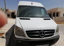 Used Mercedes Benz Sprinter in Amman