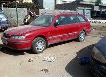 Mazda 626 2000 For sale - Red color