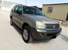 Used condition Mercury Mountaineer 2004 with +200,000 km mileage