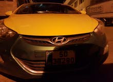For sale Hyundai Avante car in Amman