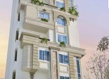شقة للبيع بالمنصورة 117م ب حي الجامعة امتداد بوابة توشكا