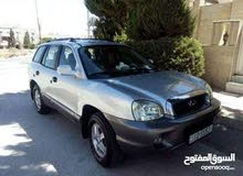 Automatic Hyundai Santa Fe for sale