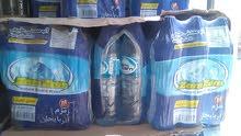 ماء حجم 1.5لتر بسعر مناسب لاصحاب الجملة والثلاجات
