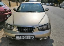 Hyundai Avante 2001 For sale - Beige color