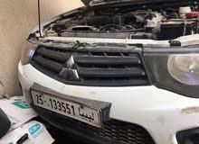 Mitsubishi L200 2012 For sale - White color