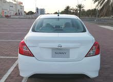 White Nissan Sunny 2020 for sale