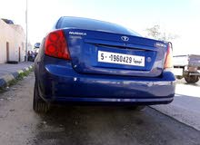 Automatic Blue Daewoo 2007 for sale