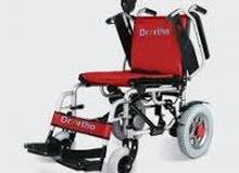 كرسي متحرك بالكهرباء مستورد ماركة dr. ortho