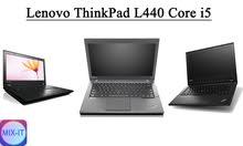 لابتوب Lenovo ThinkPad L440 Core i5 الجيل الرابع مستعمل شبه جديد فقط ب999 شيكل