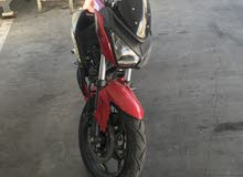 Used BMW motorbike available in Amman