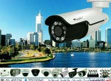 أحدث تقنيات كاميرات المراقبة ذات الرؤية الليليه والنهارية المزدوجه بدقة عرض AHD