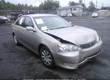 Toyota Camry Used in Benghazi