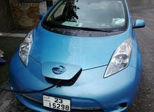 Electric Fuel/Power   Nissan Leaf 2015