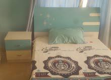 طقم غرفة نوم اطفال مستعمل بسعر جيد