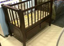 سرير اطفال بطة زان