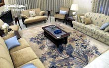 شقة سوبر ديلوكس مساحة 370 م² - في منطقة ضاحية الرشبد للايجار