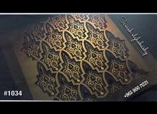 مصمم ديكورات ومجسمات 3D لماكينات cnc روتري وفلات