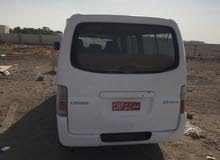 Nissan Van 2008 For sale - White color