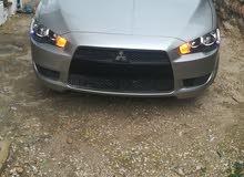 Mitsubishi ESX 2014 For sale - Silver color