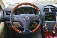 Used Lexus ES in Ajman