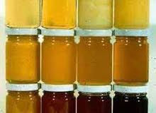 بيع عسل النحل ومشتقاته