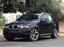 BMW X5 2002 For sale - Black color