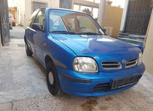 160,000 - 169,999 km Nissan Micra 1998 for sale