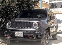 Jeep Renegade 2016 For sale - Grey color