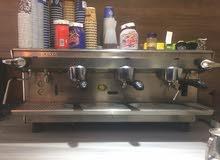 ماكينة قهوة رنشيلو نص تماتك كلاس8