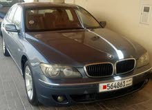 For sale 730 2007